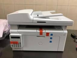 HP M130fn 裝機
