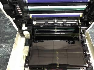Fuji Xerox C1110 轉寫皮帶更換