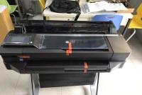 HP T520 繪圖機安裝