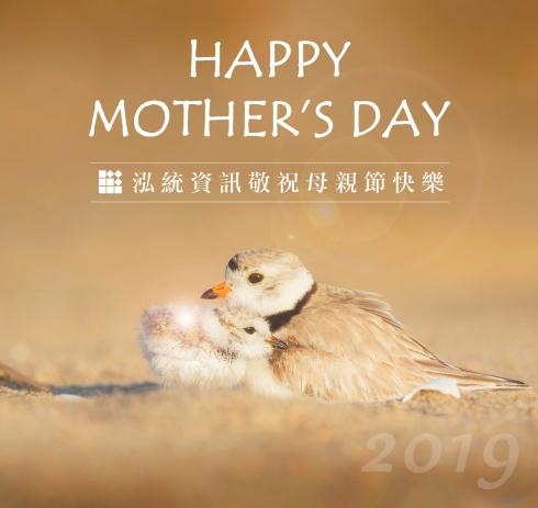 泓統資訊祝您母親節快樂